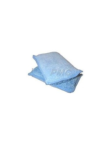 EPONGE MICROFIBRE BLUE SPONGE